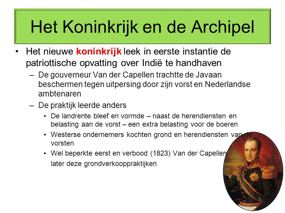 Het Koninkrijk en de Archipel