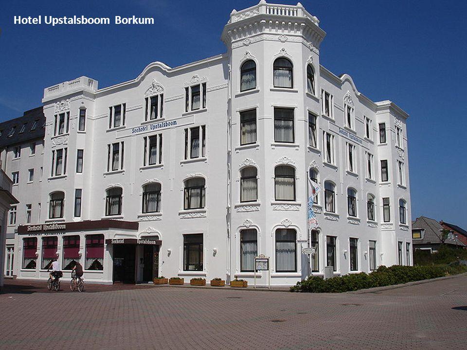 Hotel Upstalsboom Borkum