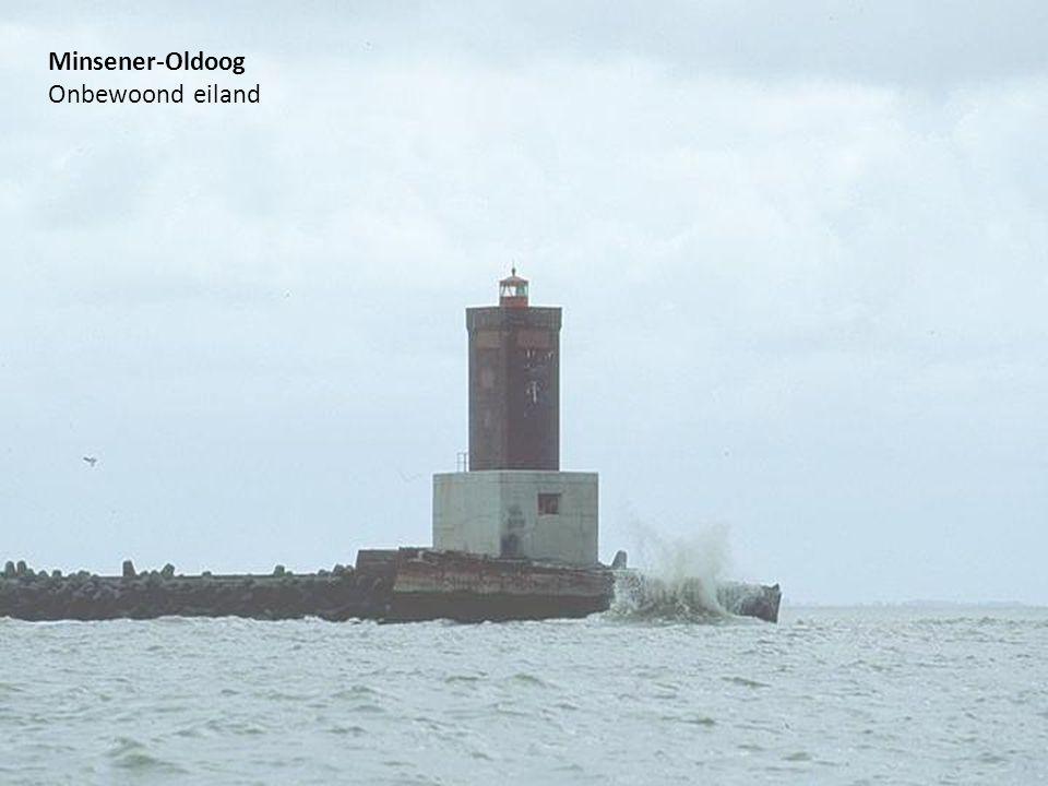 Minsener-Oldoog Onbewoond eiland