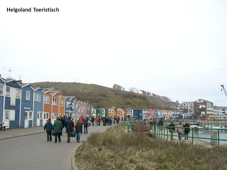 Helgoland Toeristisch