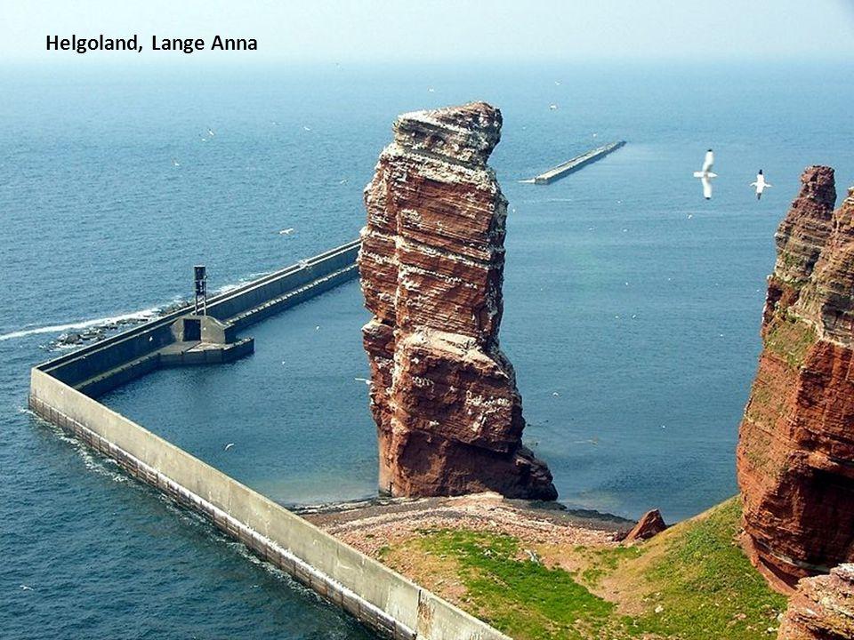 Helgoland, Lange Anna