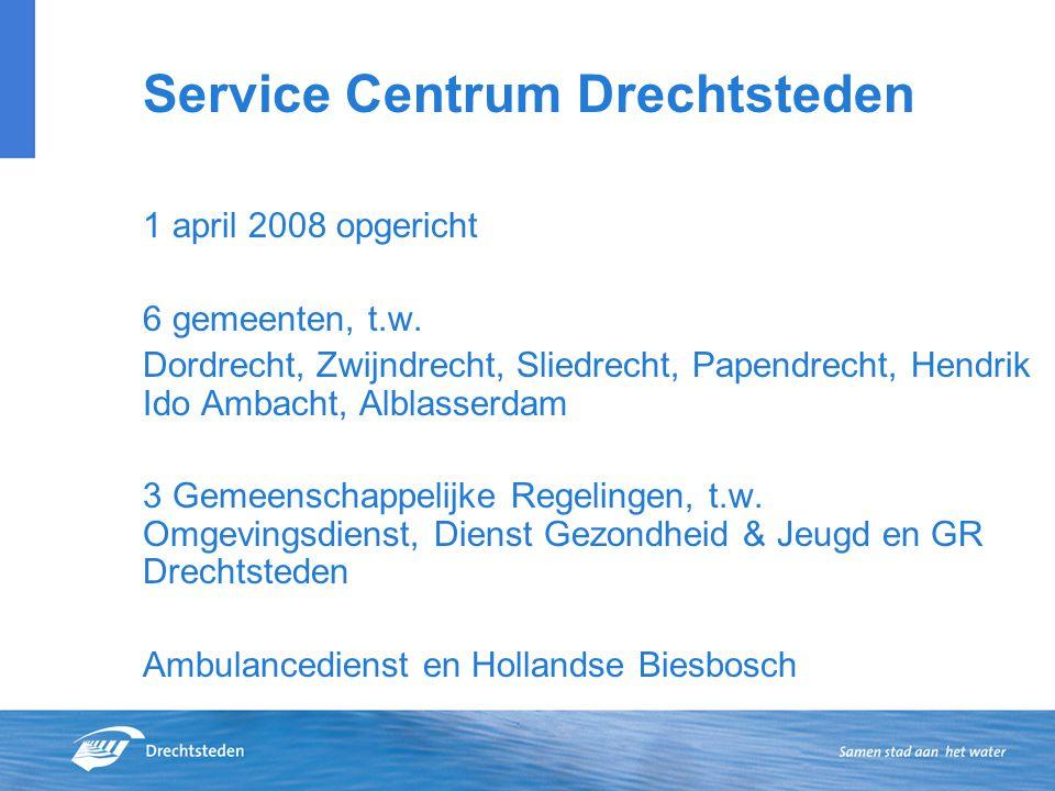 Service Centrum Drechtsteden