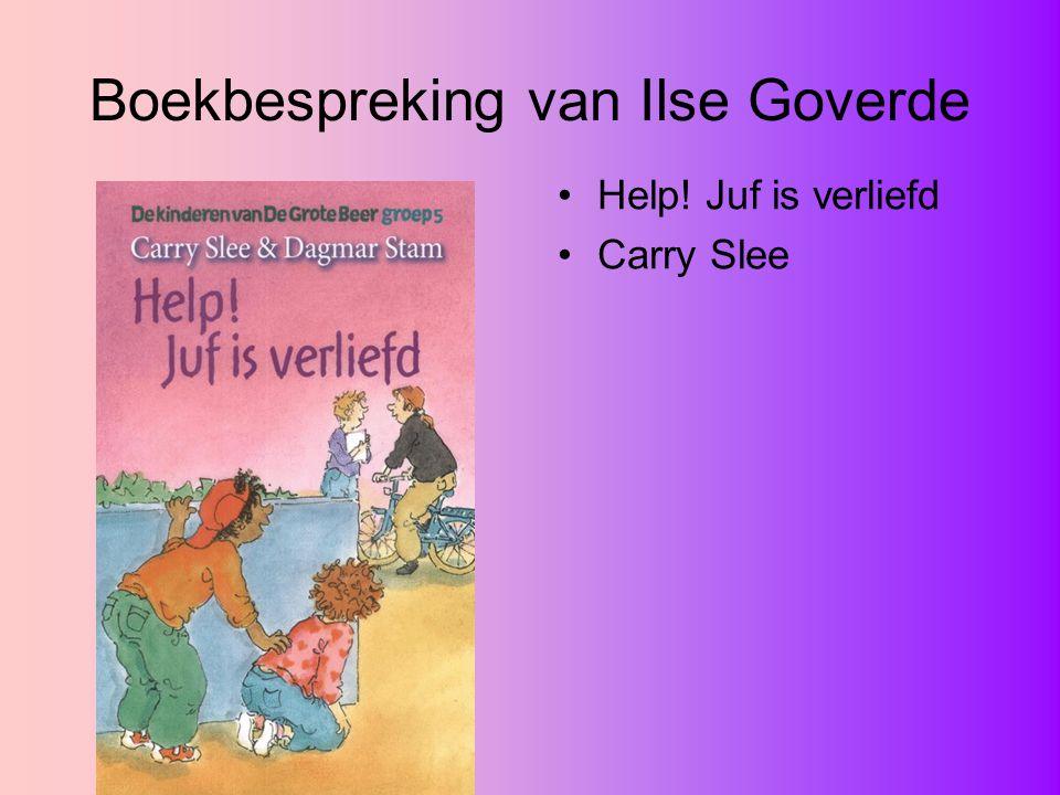 Boekbespreking van Ilse Goverde