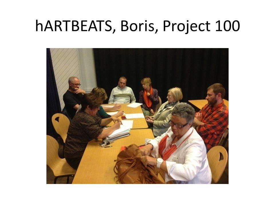 hARTBEATS, Boris, Project 100
