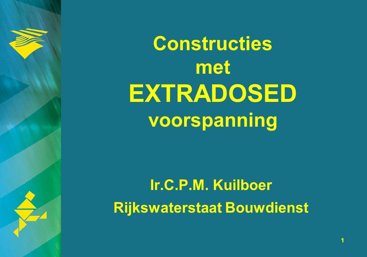 Ir.C.P.M. Kuilboer Rijkswaterstaat Bouwdienst