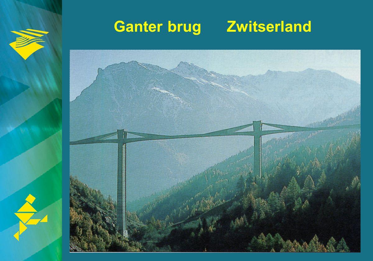 Ganter brug Zwitserland