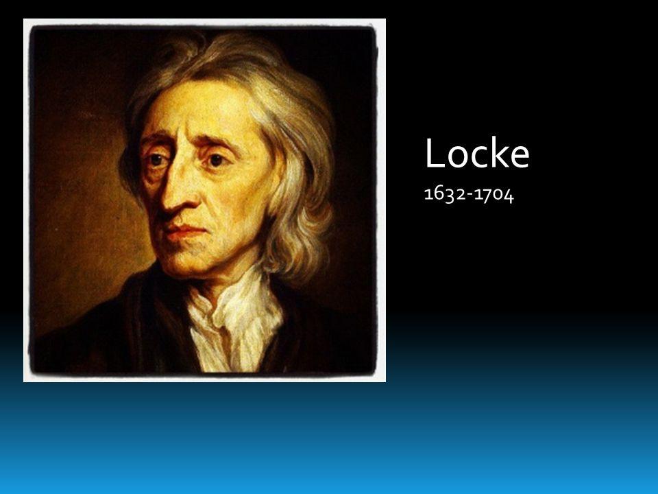 Locke 1632-1704