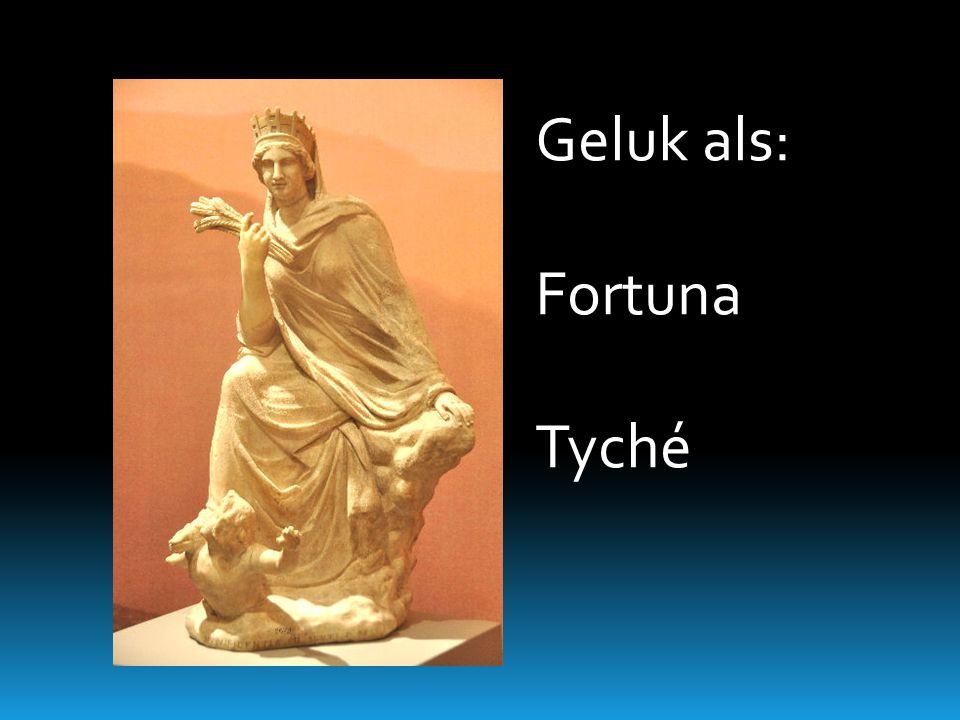 Geluk als: Fortuna Tyché