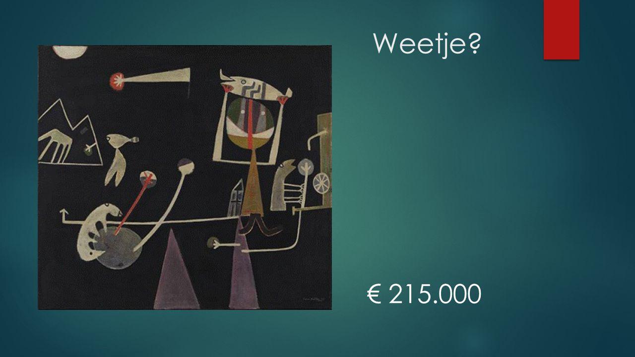 Weetje € 215.000