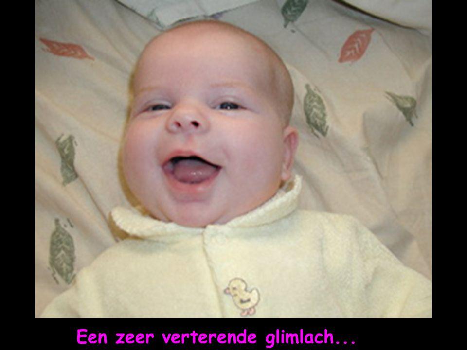 Een zeer verterende glimlach...