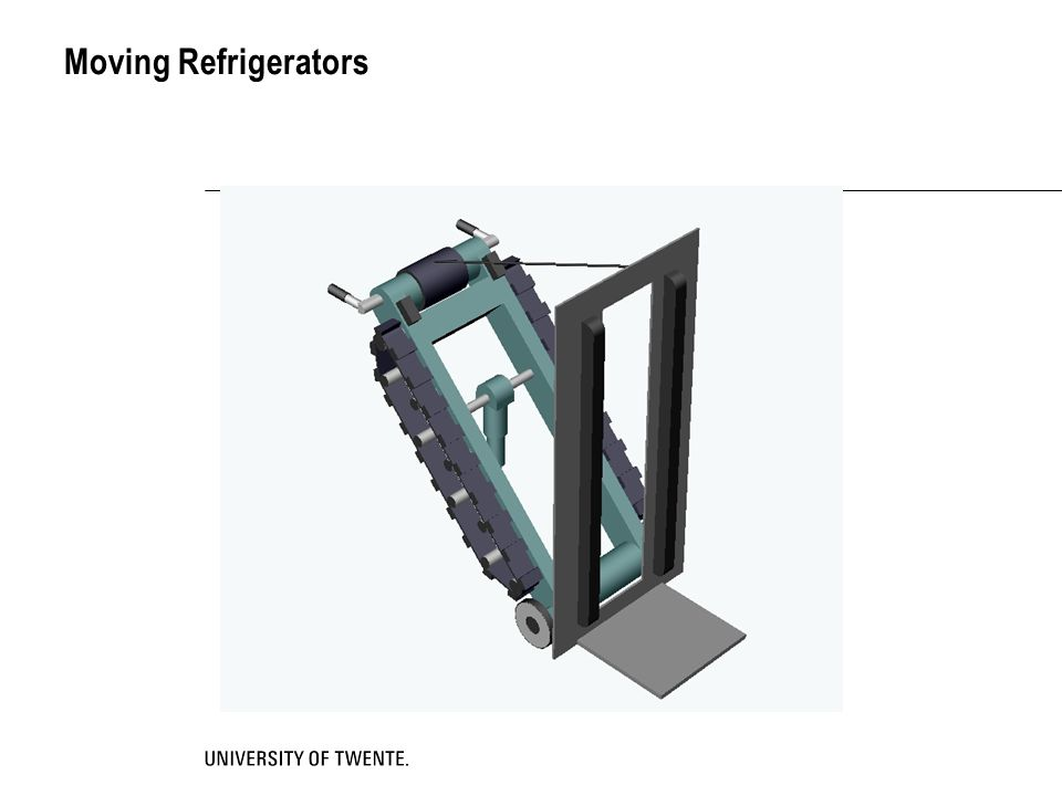Moving Refrigerators
