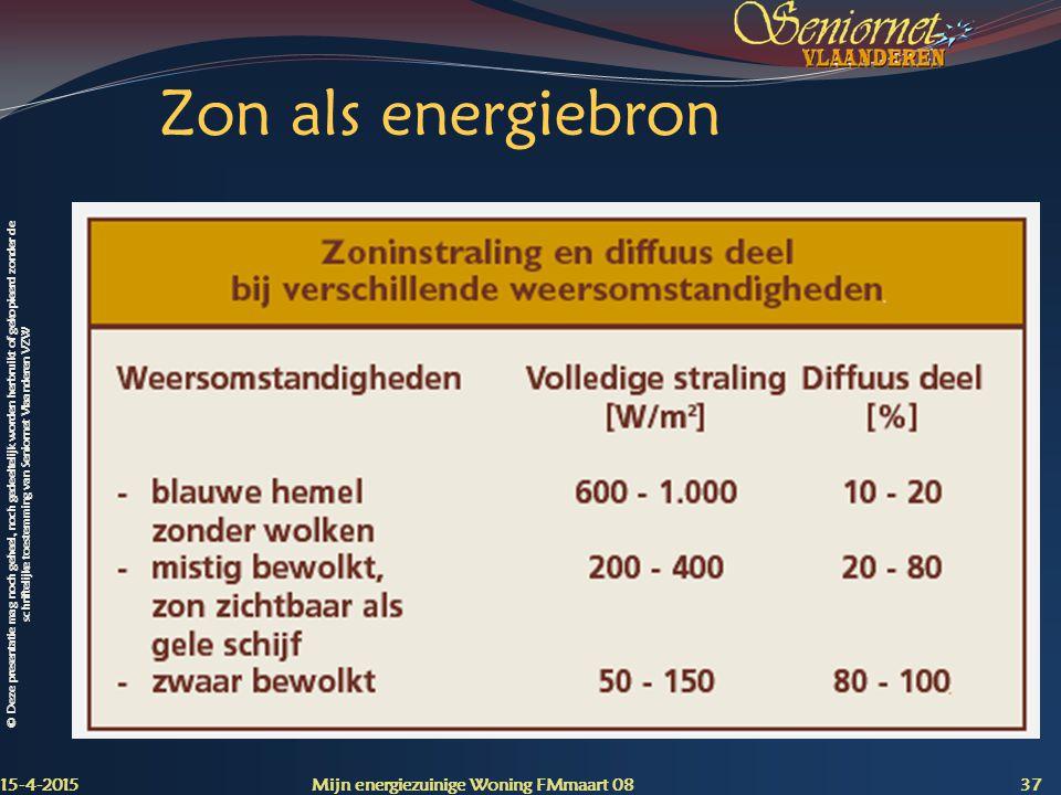 Zon als energiebron 12-4-2017 Mijn energiezuinige Woning FMmaart 08
