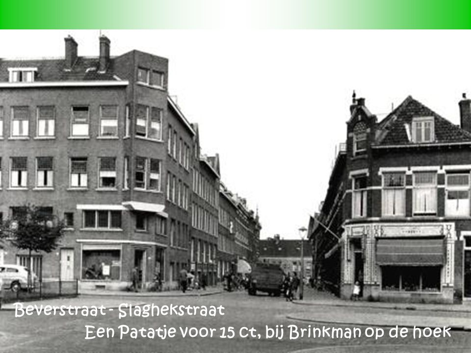 Beverstraat - Slaghekstraat