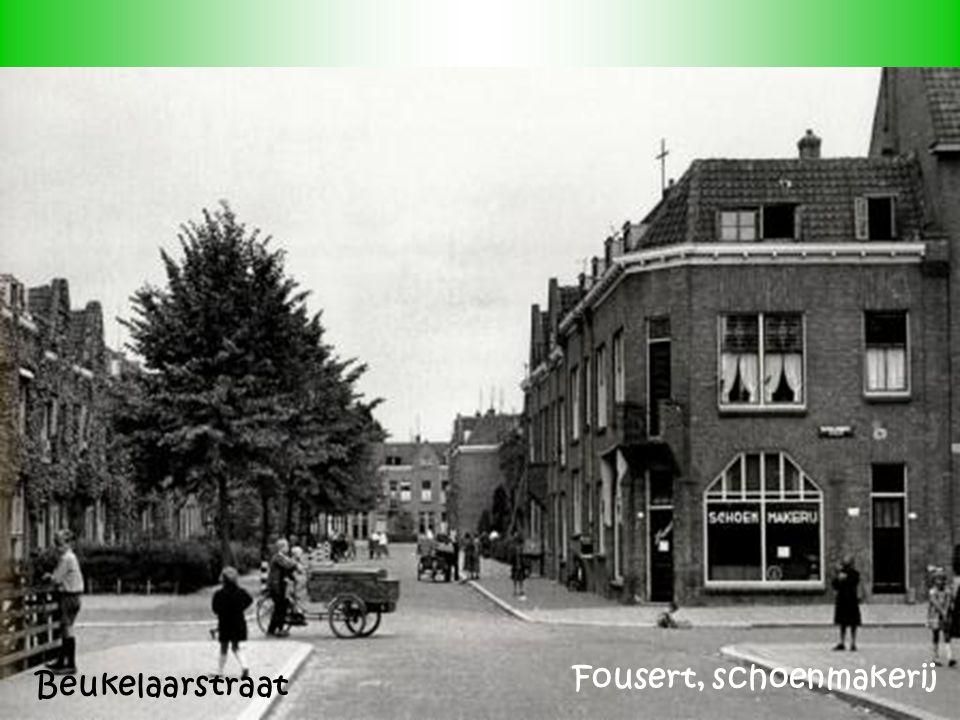 Fousert, schoenmakerij Beukelaarstraat
