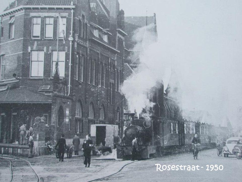 Rosestraat - 1950