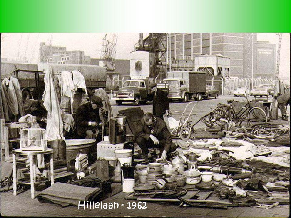 Hillelaan 1962 Hillelaan - 1962