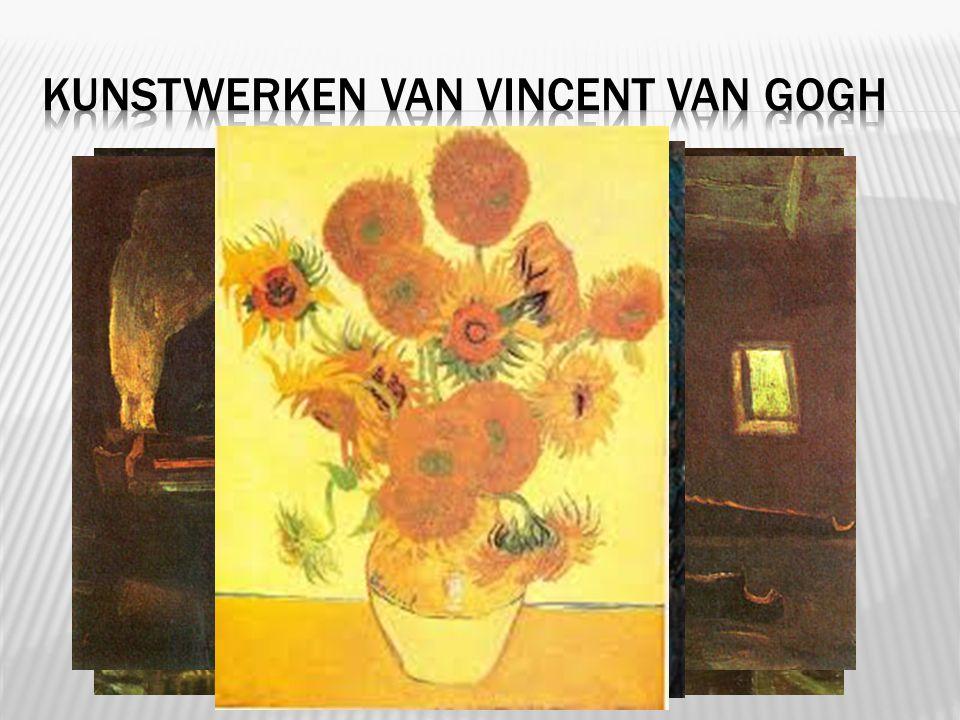Kunstwerken van Vincent van gogh