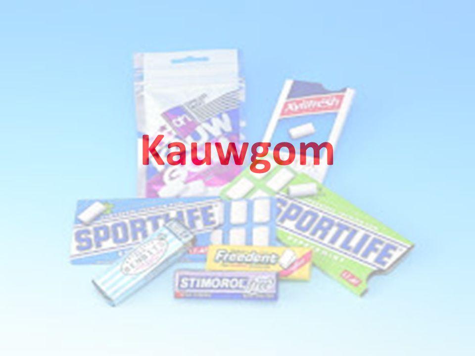 Kauwgom