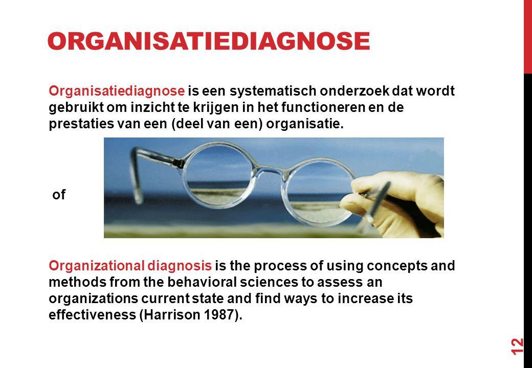 Organisatiediagnose