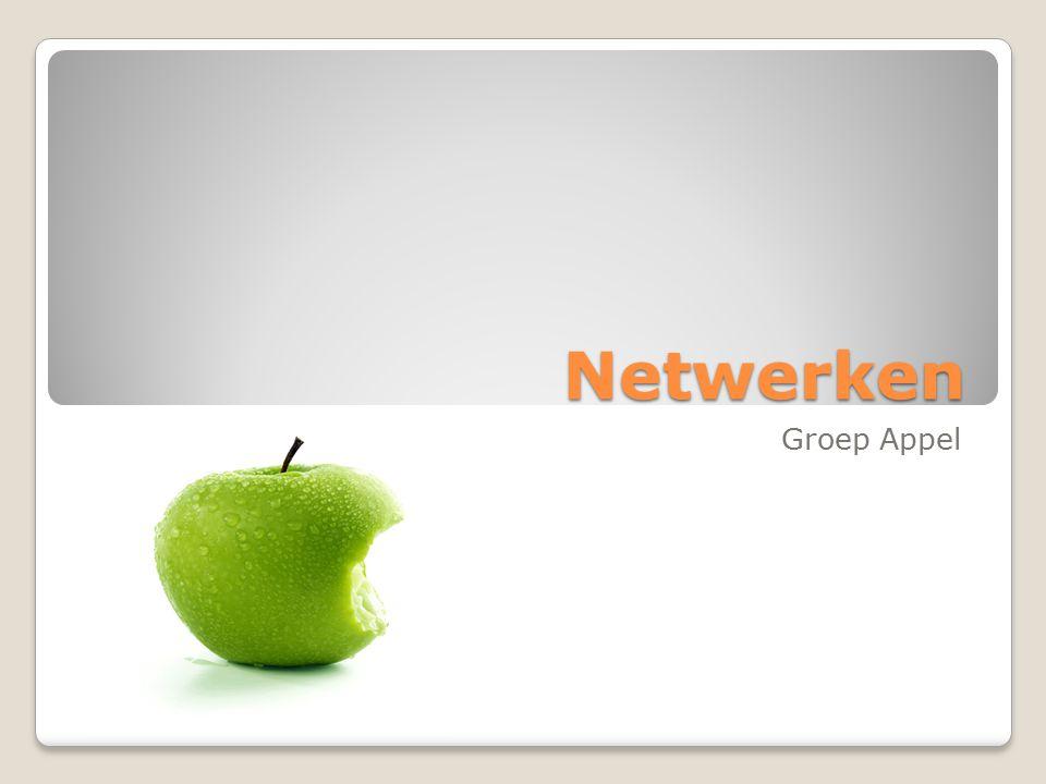 Netwerken Groep Appel