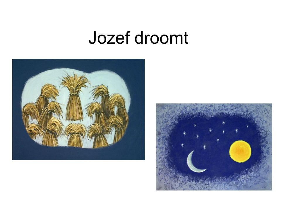 Jozef droomt