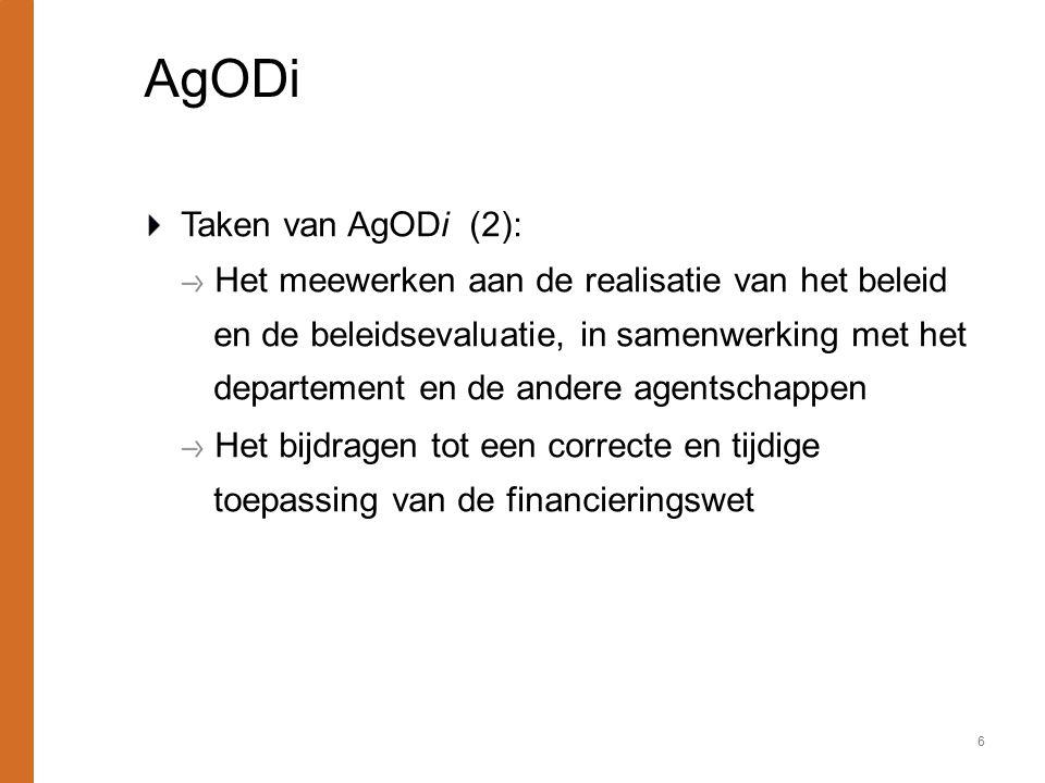 AgODi Taken van AgODi (2):