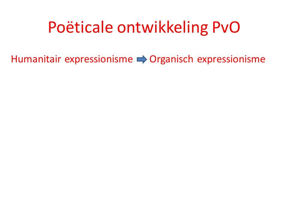 Poëticale ontwikkeling PvO