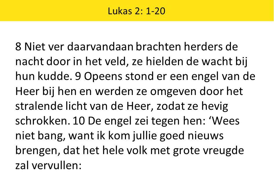Lukas 2: 1-20