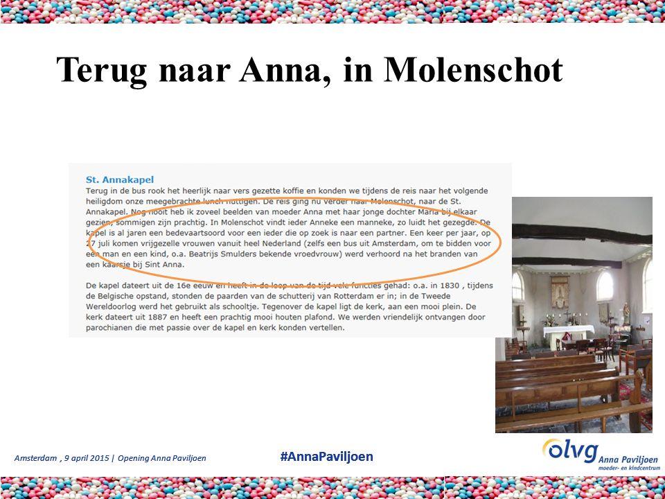 Terug naar Anna, in Molenschot