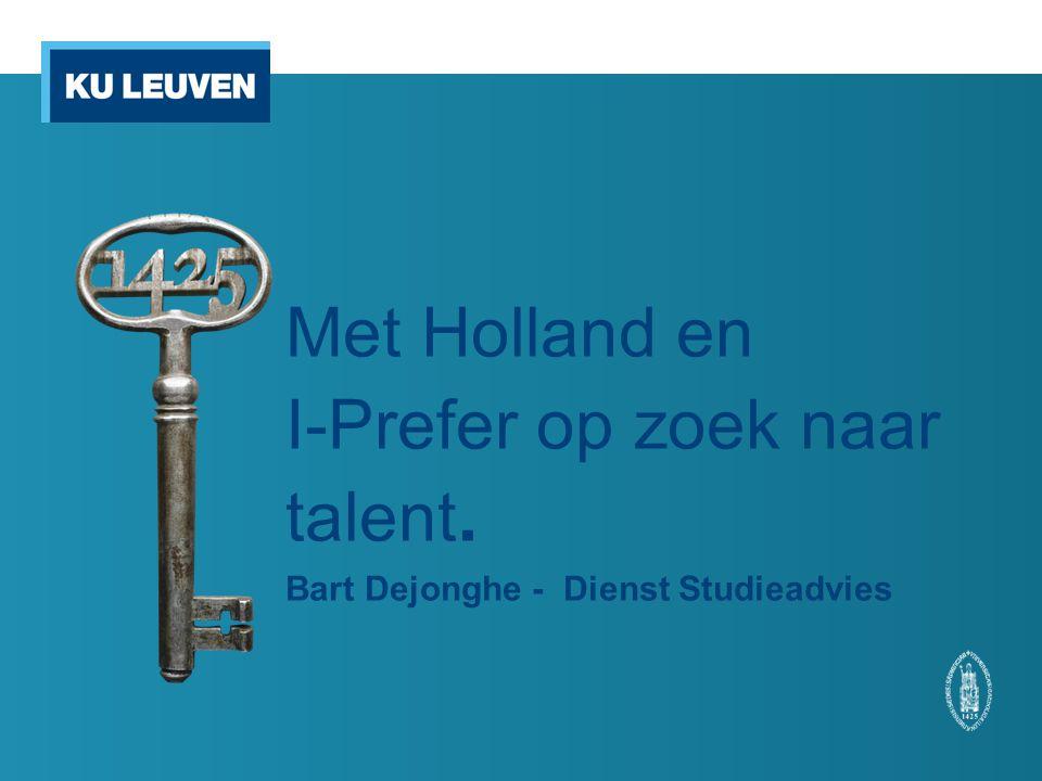 I-Prefer op zoek naar talent.