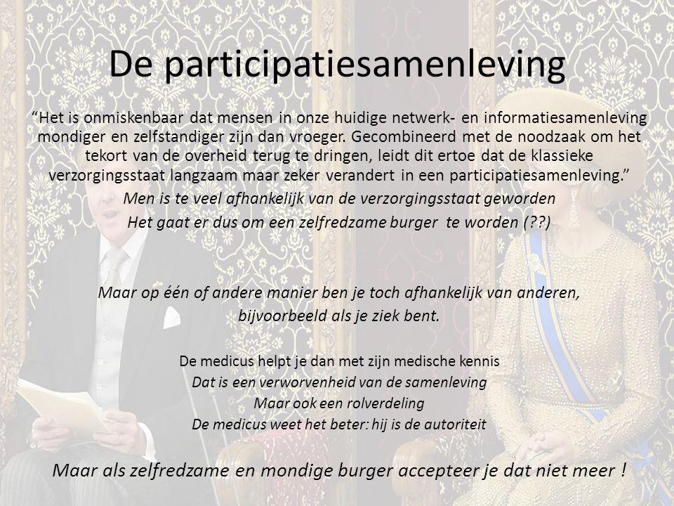 De participatiesamenleving