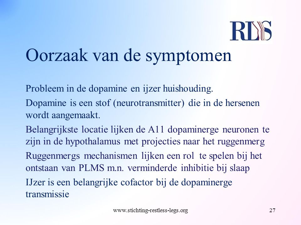 Stichting Restless Legs