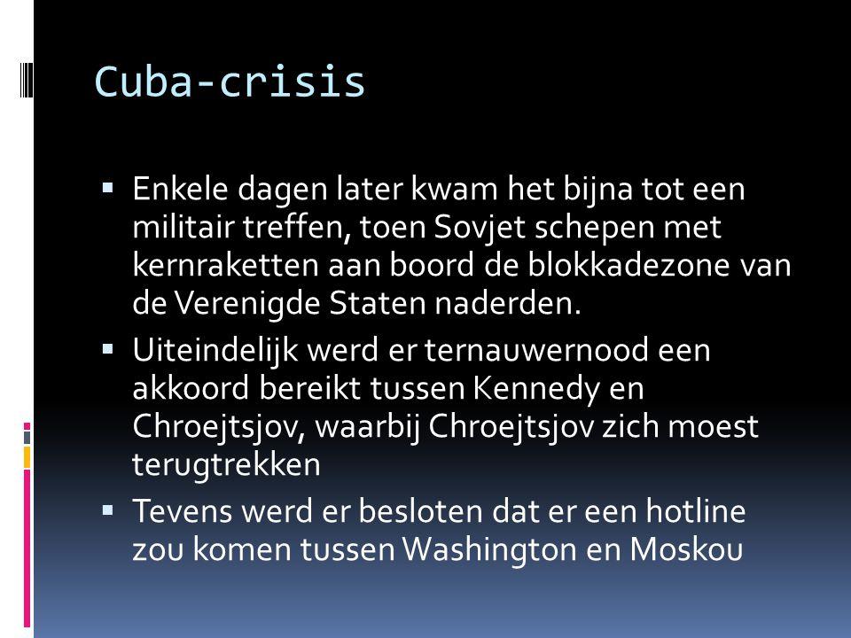 Cuba-crisis