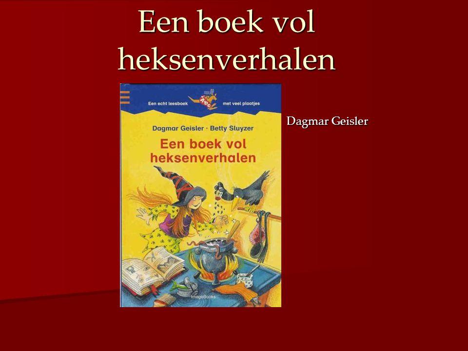 Een boek vol heksenverhalen
