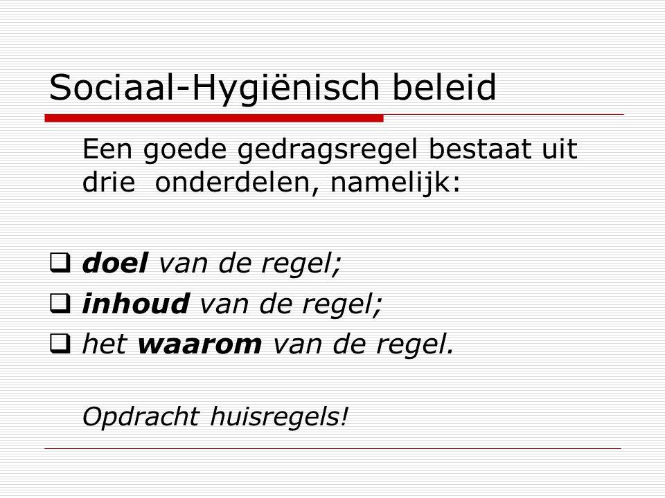 Sociaal-Hygiënisch beleid