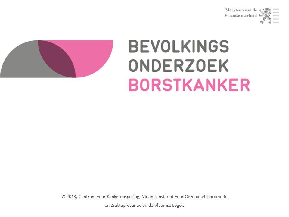 Vlaams bevolkingsonderzoek naar borstkanker