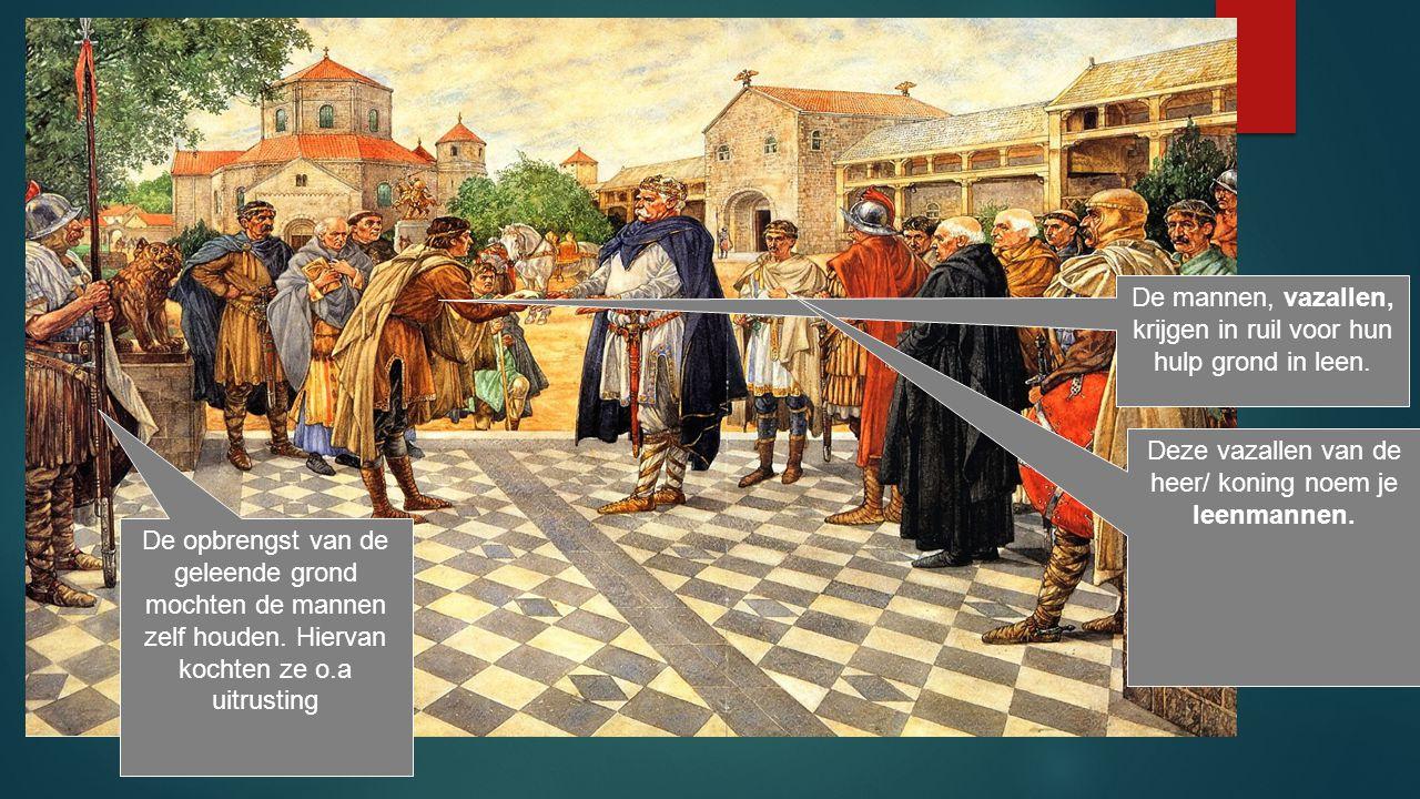 Karel de Grote veroverde een groot gebied tijdens zijn regeerperiode