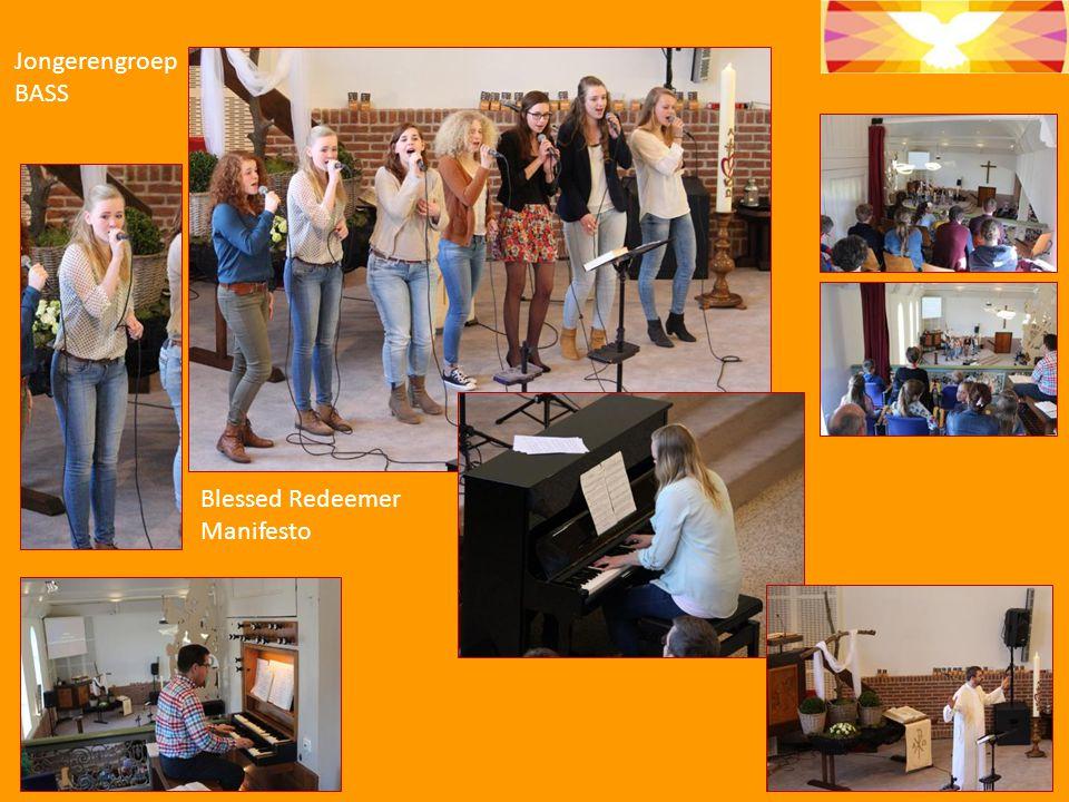 Jongerengroep BASS Blessed Redeemer Manifesto