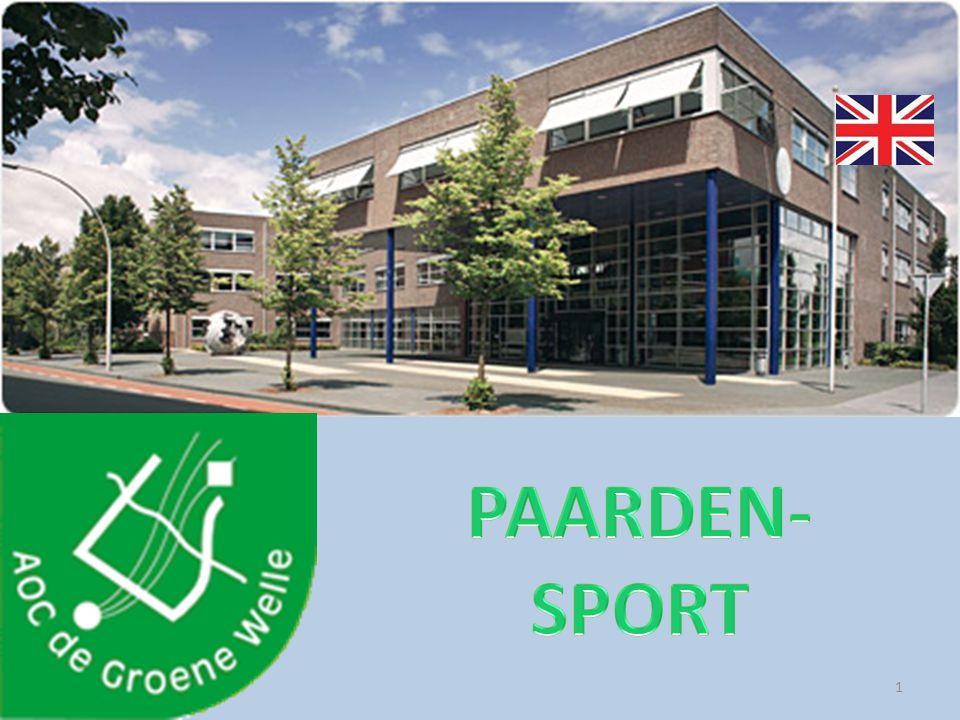 PAARDEN- SPORT