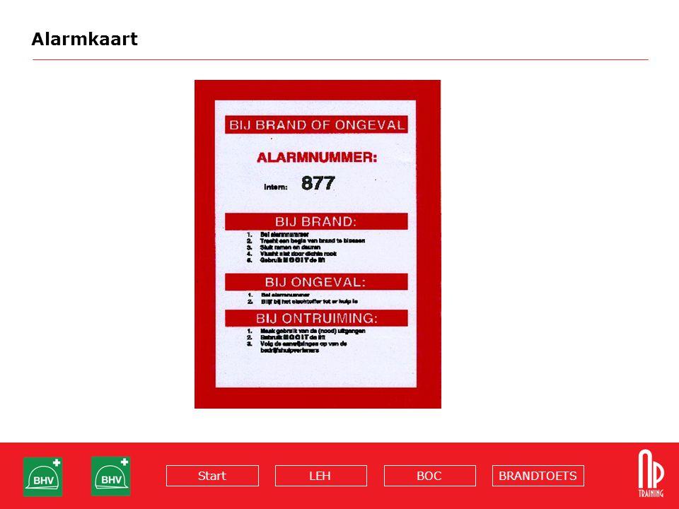 Alarmkaart