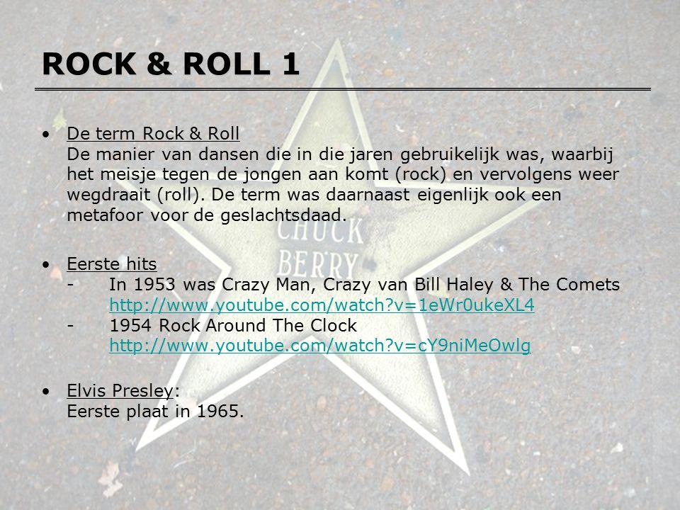 ROCK & ROLL 1