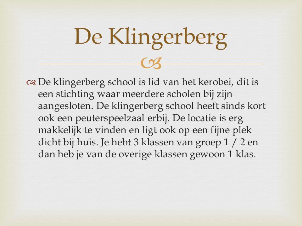 De Klingerberg