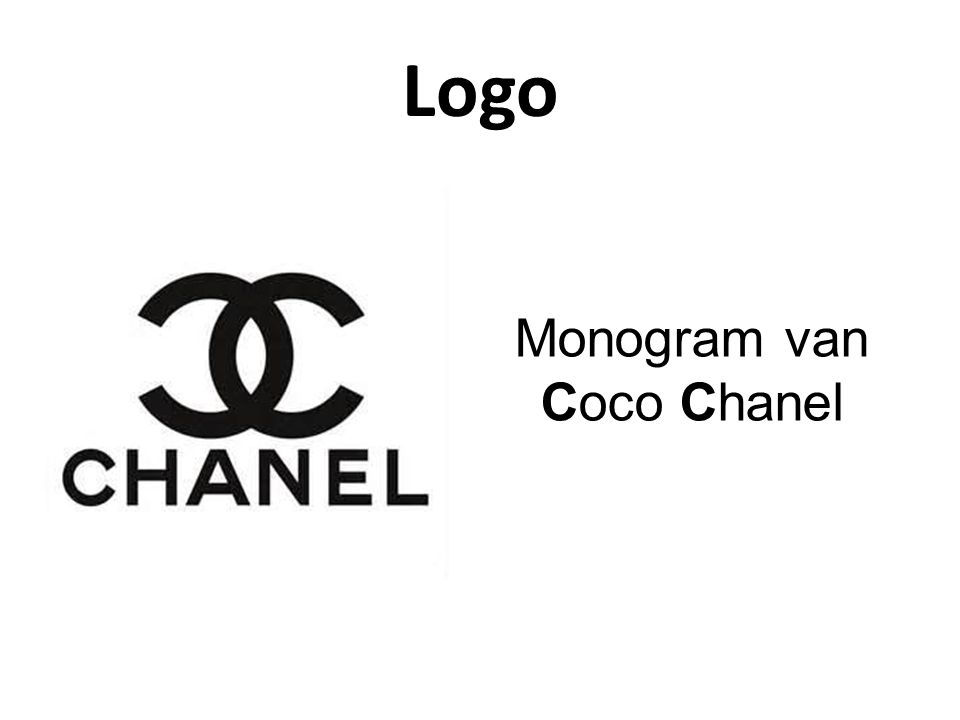 Monogram van Coco Chanel