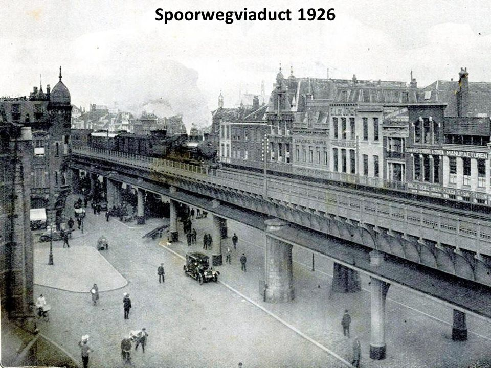 Spoorwegviaduct 1926