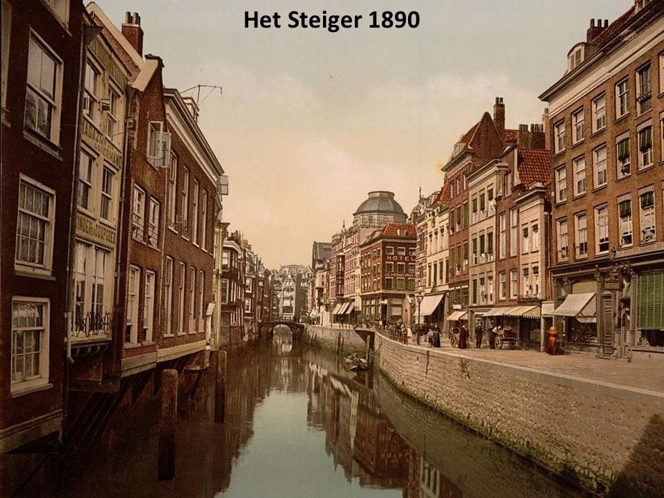 Het Steiger 1890