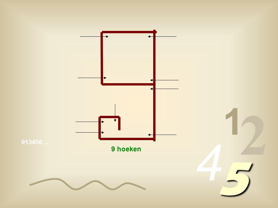 1 2 4 013456… 5 9 hoeken