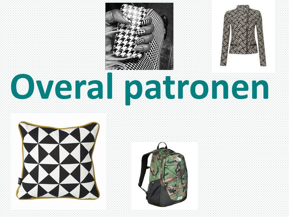 Overal patronen