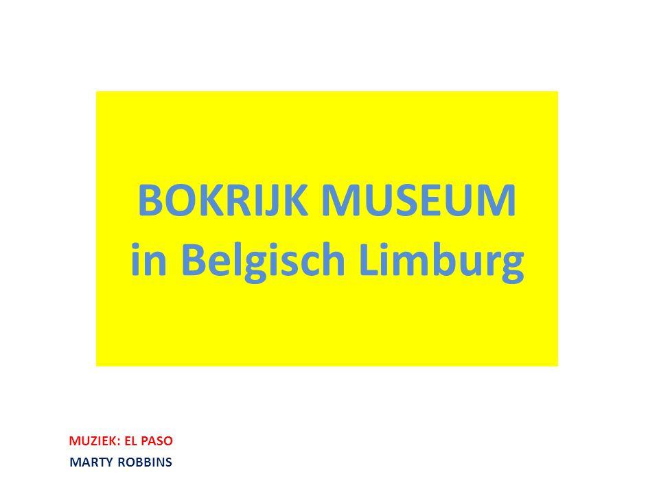 BOKRIJK MUSEUM in Belgisch Limburg