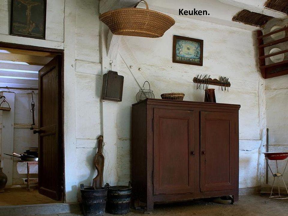 Keuken.