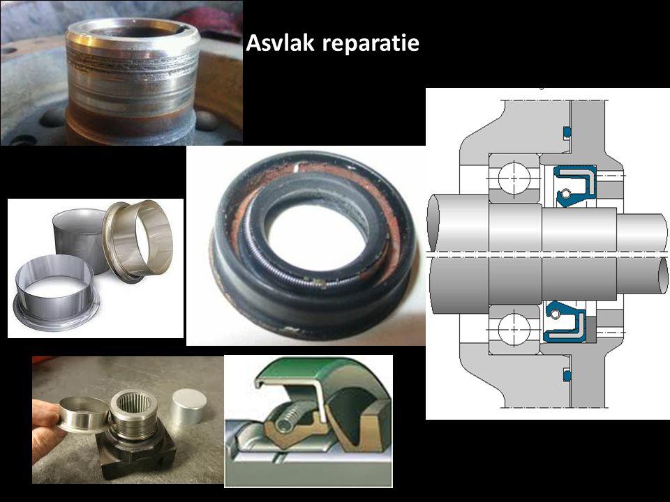 Asvlak reparatie